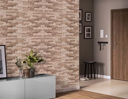 Brick Effect Wall Panels The High End Alternative To Paint And Tiles