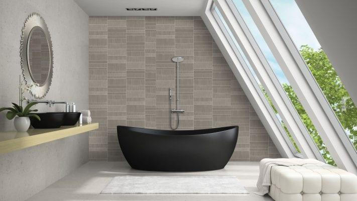 mosaic tile effect PVC wall panel