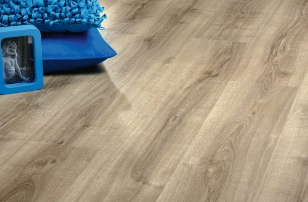 wood effect vinyl floor