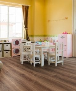 wood effect vinyl floor