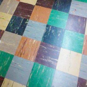 Vintage Lino Flooring