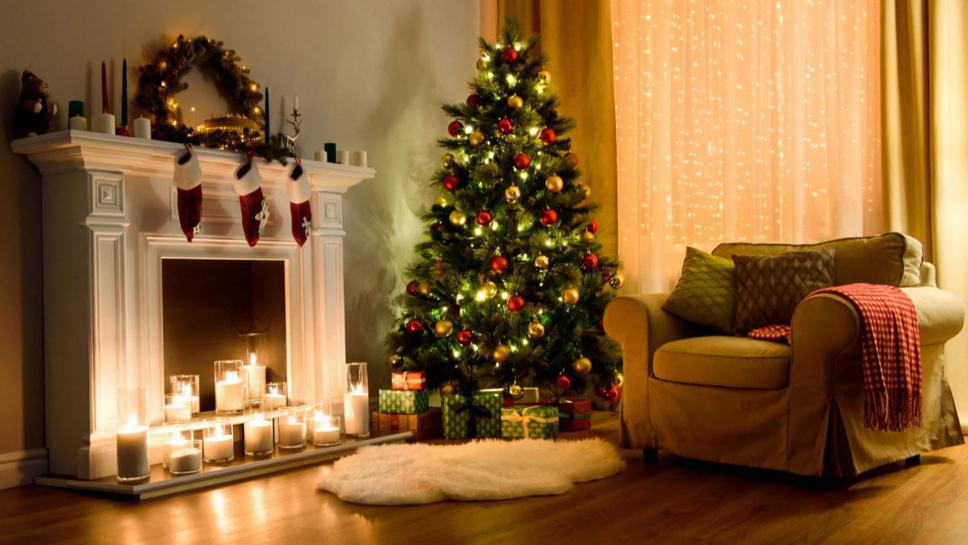 Quick home redecoration tips for Christmas