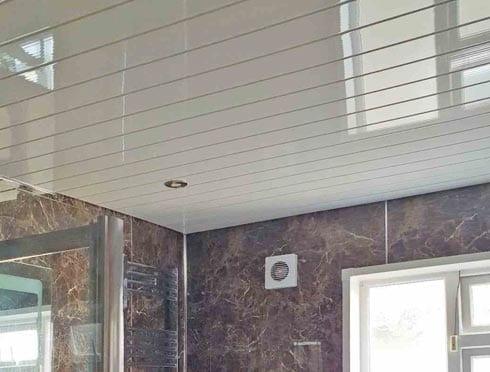4m long PVC panels
