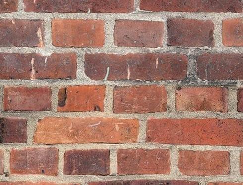Brick effect wall panels